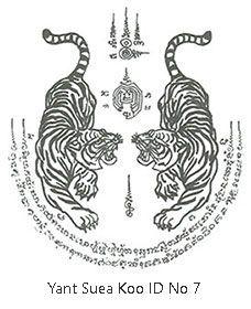 thai-tattoo-sak-yant-Twin-Tiger-2                                                                                                                                                                                 More
