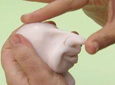 Air Dry Clay Tutorials: Make Our Mascot Gnome!