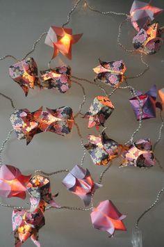 Guirlande 20 Lotus lumineux