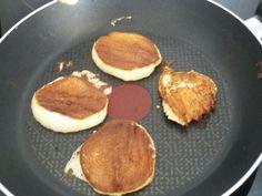 2 Ingredient pancakes - Low Carb Breakfast