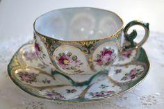 Artful Affirmations: Tea Cup Tuesday-Bohemian