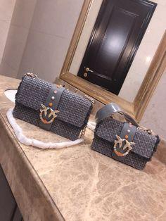 5ad6123694efe  80 PINKO Sling shoulder bag