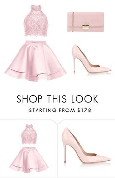 """Untitled #61"" by iamalyceparis on Polyvore featuring Alyce Paris, Gianvito Rossi and Furla"
