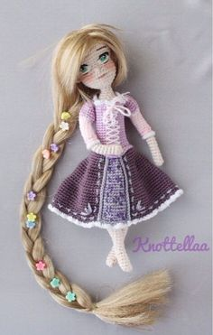 Crochet  @knottellaa Dearest to my heartInstagram photo