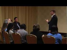Capella University President Scott Kinney & new graduates - Part 1: Confidence.