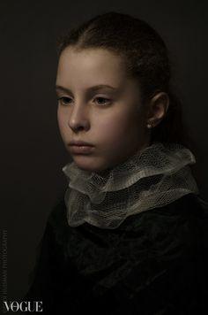 Golden age portrait. Rudi Huisman