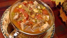 This recipe came out of a need to serve leftover pork tenderloin in a completely different way - my kids hate to eat leftovers of the exact same thing they ate the night before. I kept it pretty mild for tender palates, but you could certainly add any type of chiles, hot sauce, etc. Also, for the kids I put it into tortillas with cheese for burritos while my husband and I ate it in bowls as chili. The skys the limit to the variations
