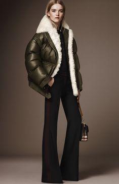 Нарядиться в пуховик  как выбрать пуховое пальто на замену шубе 82343c371646a