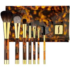Tortoise Brush Set - Bought the set and I think it is better than any brush set I've ever owned, even MAC