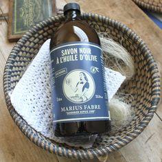 Jabón negro de aceite de Oliva Marius Fabré | Jabón multiusos