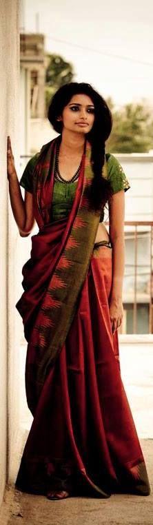 Handwoven Uyate sarees - original pin by @webjournal