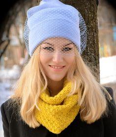 Knitted Hats, Winter Hats, Fashion, Moda, La Mode, Knit Caps, Fasion, Fashion Models, Trendy Fashion