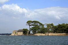 Les paysages du Golfe du Morbihan