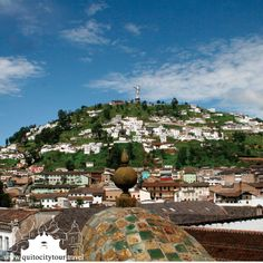 #Quito, capital of the Republic of #Ecuador, is the oldest capital of South America. Located on the basin of Guayllabamba, on the eastern slopes of the Pichincha volcano. In 2008, Quito was named headquarters of the Union of South American Nations (Unasur), it was declared by #UNESCO as a World Heritage Site. Its foundation was given the December 6, 1534.