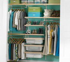 Organizador de ropa.