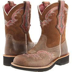 ariat gem baby boots for women | ARIAT FAT BABY BOOTS Western ...