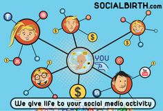 Get free REAL Pinterest followers, pins, repins, Facebook likes, shares, fans, Google+ and much more on SocialBirth.com