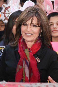 sarah palin | Sarah Palin hosts 'The Today Show' in New York City born February 11 Sarah Palin, American politician, former Governor of Alaska