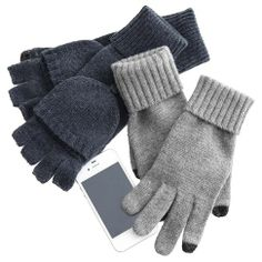 Touch Screen Cashmere Gloves - $30.00 // winter is no reason to fumble with a phone