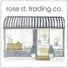Rose Street Trading Co Advertisement