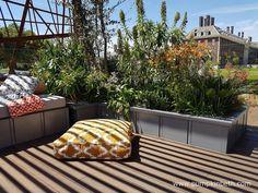 Kate Gould, Keith Chapman, and the City Living Garden - Pumpkin Beth Chelsea Flower Show, City Living, Garden Furniture, Pumpkin, Building, Design, Outdoor Garden Furniture, Pumpkins, Lawn Furniture
