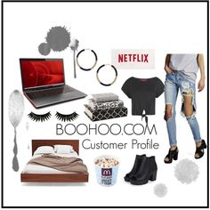 New Look Customer Profile By Lucejonesx On Polyvore Featuring