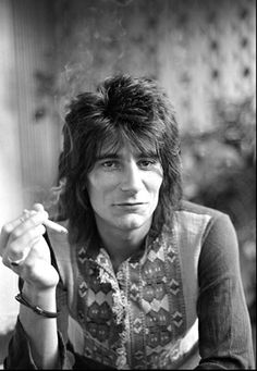 """Ronald David """"Ronnie"""" Wood (born 1 June 1947) is an English rock musician best known as a member of the Rolling Stones since 1975."""