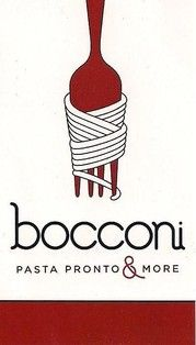 Pasta restaurant logo design.