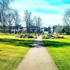 Beautiful day to enjoy in #Cambridge . #AskAnAmbassador to know which park suits you better. #princessdianamemorial