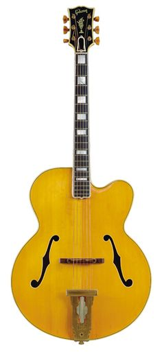 1940 Gibson L-5.