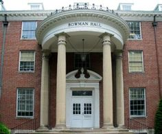 Bowman Hall, University of Kentucky University Of Kentucky Campus, Campus Map, Sweet Pic, Buildings, College, Country, University, Rural Area, Country Music