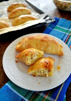 Corn and Goat Cheese Empanada   17 Empanada Recipes You'll Want To Save For Later