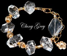 The Jewelry Blog: Jewelry Trend: Clear and Chunky