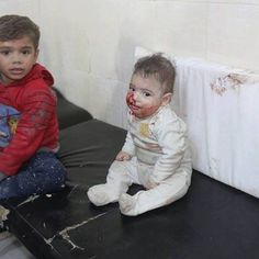 #Syrian-Child. Am I the terrorist???????????