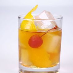 Old Fashioned Cocktail Clinton Kelly