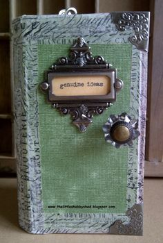 Journal - Little Shabby Shed