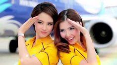 Nok Air Flight Attendants - Photo Gallery