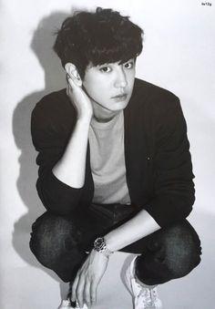 Chanyeol - 160801 Official EXO-L Japan Book Credit: uremystyle. Baekhyun, Park Chanyeol Exo, Kris Wu, Seoul, Kdrama, Rapper, Exo Official, Kim Minseok, Exo Korean