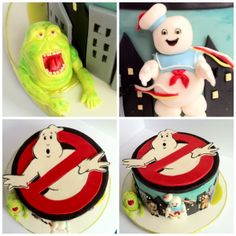 Ghostbusters Cakes                                                                                                                                                                                 More