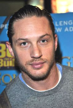 Tom Hardy. You are my obsession.  ♥