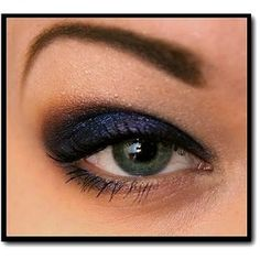 MAC look: Young Punk, Blue Flame, Off the Page « Makeup Geek – Tips, Video Tutorials, Reviews, & More!
