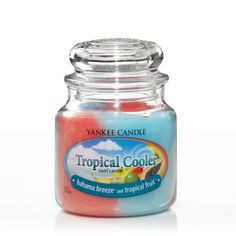yankee candle   Tropical Cooler - Yankee Candle Wiki