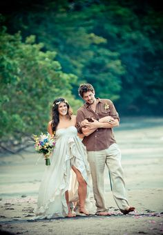 Costa Rican Romance for Two. Secret #Destination #elopement from the Bridal Detective