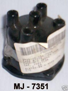 detalles acerca de poste de metal con correas de amarre web y ignition distribution cap p n f934 nos