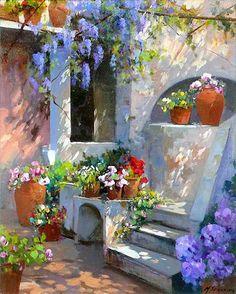 Impressioni Artistiche : ~ Maria Serafina Tribunella ~