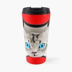 """Katze Mieze Kätzchen"" Turnbeutel von Luigishirts | Redbubble Kittens Cutest Baby, Cat Lovers, Cute Babies, Personalized Gifts, Cool Designs, Mugs, Tableware, Create, Nice"