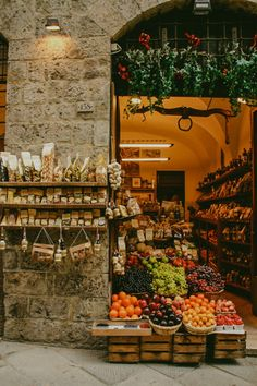 Shopping in Siena (Tuscany, Italy) by orlyp