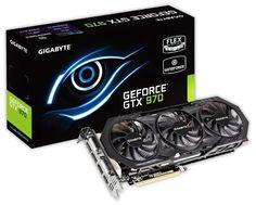 ¡Chollo! Tarjeta gráfica Gigabyte GeForce GTX 970 WindForce 3X OC de 4 GB por 299 euros.