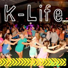 K-Life is a National Organization that has a branch in Columbia. I'm extremely passionate about K-Life. It allows kids to enter into a fun christian ministry and be mentored by awesome college kids.