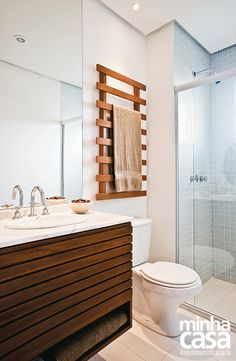 Conheça os truques da decoração inteligente que fez o espaço render neste apartamento planejado para uma família